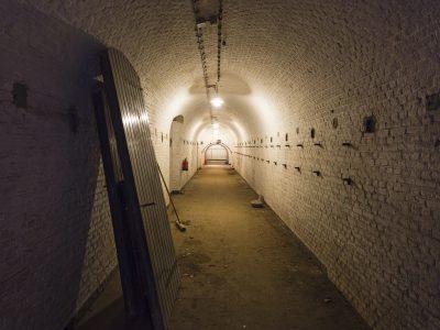 Waterlinie museum, Fort bij Vechten, Privaatgebouw E