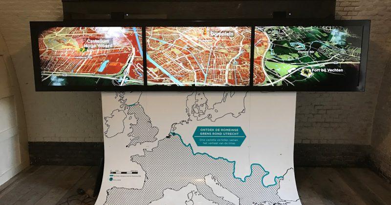 Romeinen tentoonstelling geopend