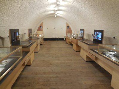 romeinen tentoonstelling waterliniemuseum