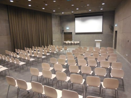 auditorium waterliniemuseum